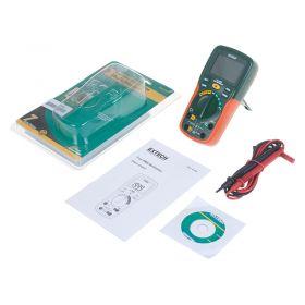 Extech EX205T Digital Multimeter - Kit
