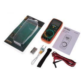 Extech EX410 8 Function Professional MultiMeter - Kit