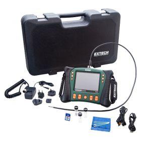 Extech HDV610 HD VideoScope with 5.5mm Flexible Probe Kit