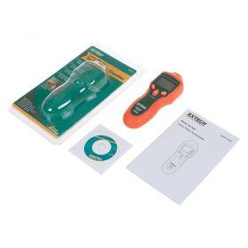 Extech 461920 Mini Laser Photo Tachometer Counter - Kit