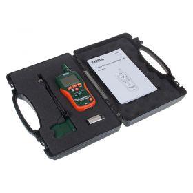 extech mo290 pinless moisture psychrometer - In Case