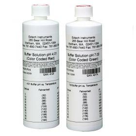Extech PH10 P 10pH Buffer Solution 2 Bottles
