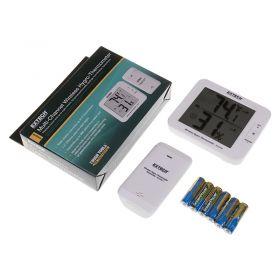 Extech RH200W Multi-Channel Wireless Hygro-Thermometer - Kit