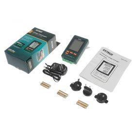 Extech SD910 3 Channel DC Voltage Datalogger - Complete kit