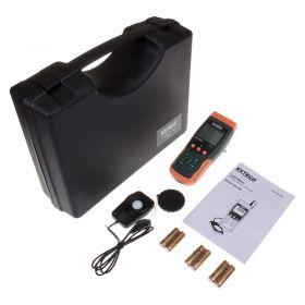 Extech SDL400 Light Meter Datalogger - Kit