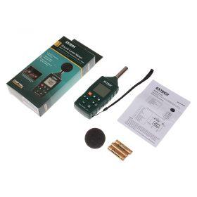 Extech SL510 Sound Level Meter - Kit