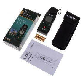 Extech UV505 Pocket UVA/UVB Light Meter - Kit