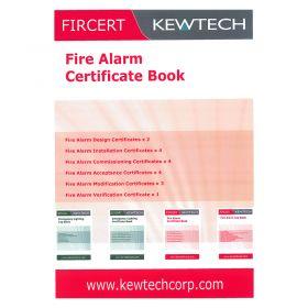 Kewtech FIR CERT Fire Certificate