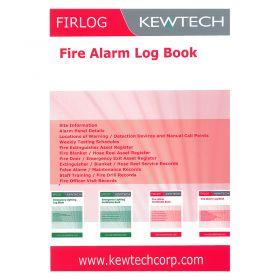 Kewtech FIR1 LOG Fire Alarm Log Book