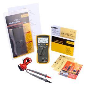 Fluke 113 Utility Digital Multimeter Kit