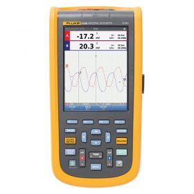 Fluke 124B 2-Channel, 40MHz ScopeMeter Handheld Digital Oscilloscope