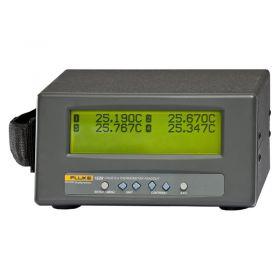 Fluke 1529-T-256 Chub-E4 Standards Thermometer –4x Thermocouple Inputs