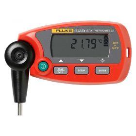 Fluke 1552A-12-DL Calibration Stik Thermometer with Datalogging