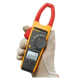 Fluke 375 600A TRMS Clamp Meter - Kit
