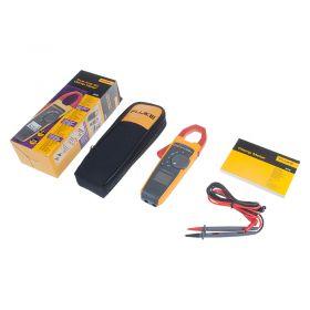 Fluke 373 600A TRMS Clamp Meter - Kit