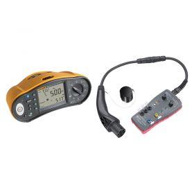 Fluke 1664FC Multifunction Tester & EV-520 Adaptor Kit