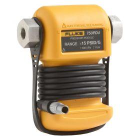 Fluke 750PD4 Pressure Module  (-1 - 1 bar)