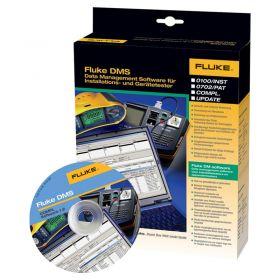 Fluke DMS Complete Software for Fluke Multifunction & PAT Testers