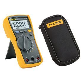 Fluke 115 Multimeter with C50 carrying case