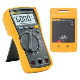 Fluke 115 Multimeter Kit with PRV240 Proving Unit