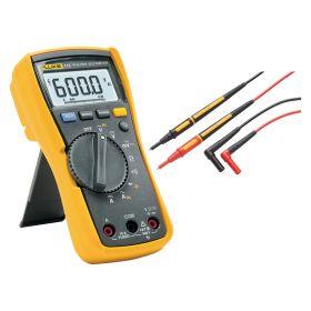 Fluke 115 Multimeter with TL175 Test Leads