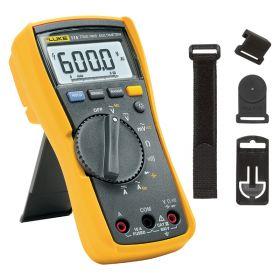Fluke 115 Multimeter Kit with TPAK