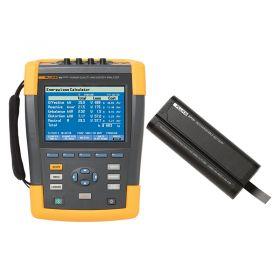 Fluke 435 II 3 Phase Power Quality Analyser & Fluke BP291 Battery Pack