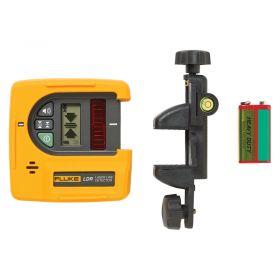 Fluke LDR Laser Line Detector - Red (Full Kit)