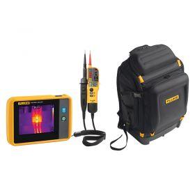 Fluke PTi120 Thermal Camera, T150 Voltage Tester & Backpack30