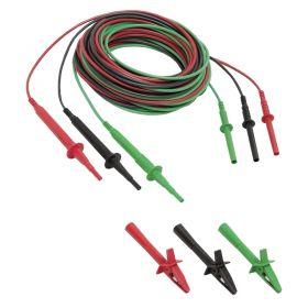 Fluke T1550EXT High Voltage Test Leads - 25ft