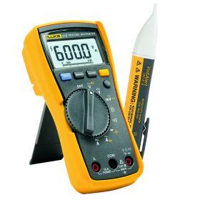 Fluke 115 & 1AC Voltage Detector
