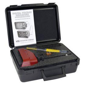 HD Electric DVI-100T-K01 Digital Voltage Indicator Kit 1 – 60Hz