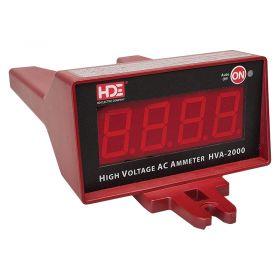 HD Electric HVA-2000 High Voltage Digital Ammeter