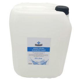 TestSafe High-Level Disinfectant Surface/ Fogging Spray – 20Ltr