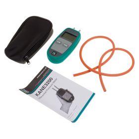 Kane 3200 Differential Pressure Meter -  Kit