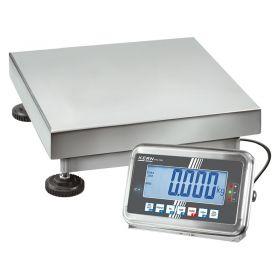 Kern SFB Stainless Steel XL Platform Scales w/ Range Choice