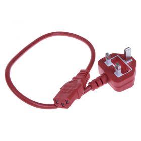 Kewtech EZYEXT Red Extension Lead Adaptor