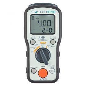 Kewtech KT400 Digital Loop Impedance & PSC/ PFC Tester
