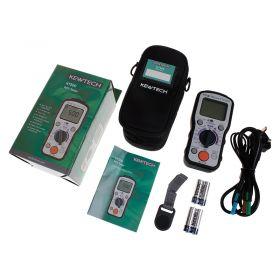 Kewtech KT500 Digital RCD Tester