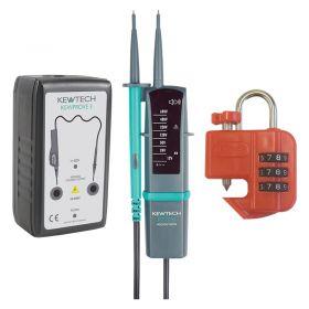Kewtech KEWISO1 Safety Isolation Kit