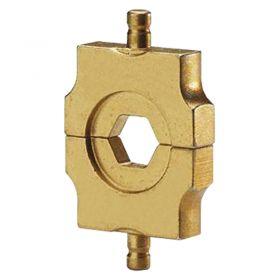 Klauke HL4150 Individual Hexagonal Die Set for L Series Cu Connectors, 150mm²