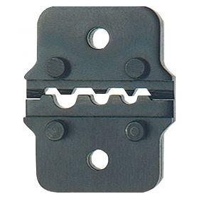 Klauke R501 Die Set for EK50ML for Cu Tube Connectors, 0.75 - 2.5mm²