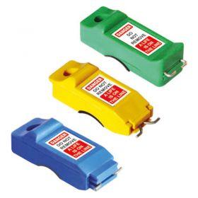 Slider Miniature Circuit Breaker (MCB) Lockout Kit - Set of 3