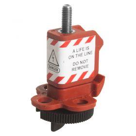 Thumb Wheel Universal Circuit Breaker Lockout