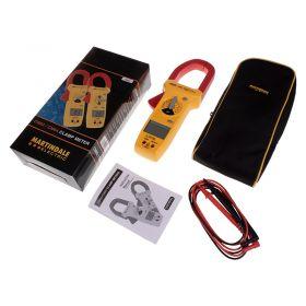 Martindale CM82 AC Clamp Meter - Kit