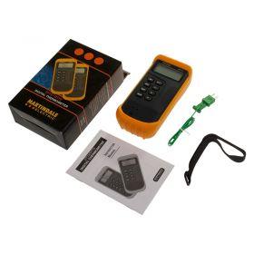 Martindale DT73 Single Input K Type Digital Thermometer - Kit