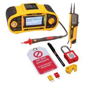 Martindale ET4000 Multifunction Tester - Promo image