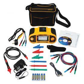 Martindale ET4500 Multifunction Tester - Full Kit