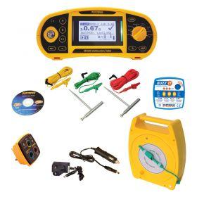 Martindale ET4500 PRO Multifunction Installation Tester Kit