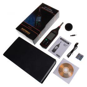 Martindale SPL82 Data Logging Sound Level Meter - Kit